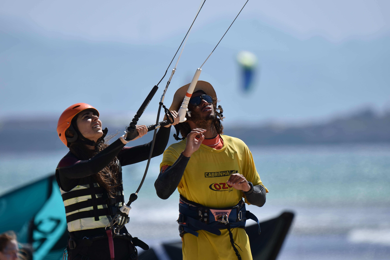 Curso de kitesurf en tarifa completo
